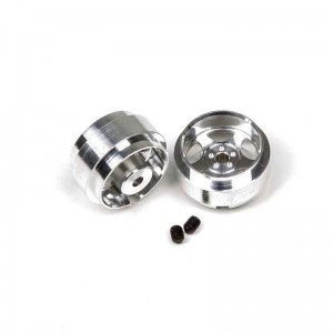 Mitoos Aluminium Wheels 17.7x10mm