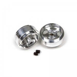 Mitoos R11 Aluminium Wheels Front Fly Truck 17.8x8.5mm