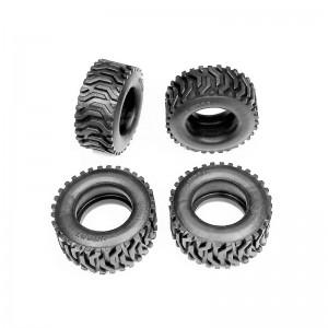 Mitoos Raid Tyres Z-Control 25x10mm