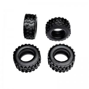 Mitoos Raid Tyres Siroco 25x10mm