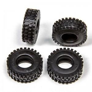 Mitoos Raid Truck Tyres 30x10mm
