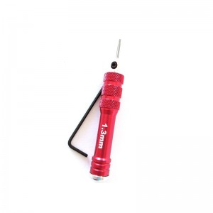 Mitoos Hex Screwdriver 1.3mm