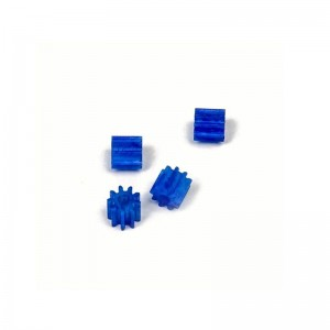 Mitoos Nylon Pinion 9 Tooth x4 2mm