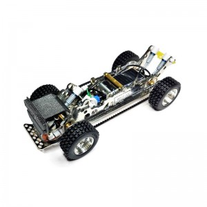 Mitoos Complete Raid Chassis Patrol Pro 80.5mm