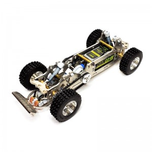 Mitoos Complete Chassis Mitsu Basic 90mm