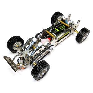 Mitoos Complete Chassis Basic 94mm