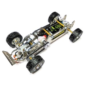 Mitoos Complete Chassis Pro 94mm