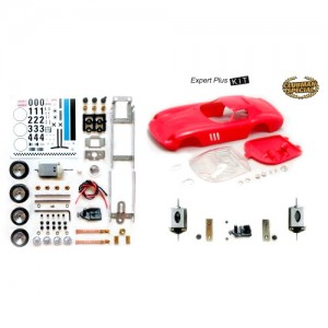 MRRC Clubman Special 250 GTO 1964 Expert Plus Kit MC-106CP03701