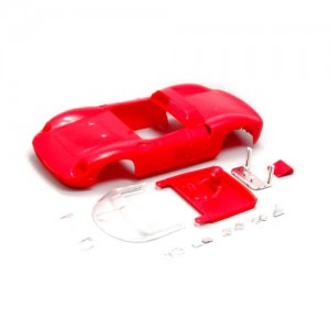 MRRC Ferrari 275/P Body Kit Red MC206C003301