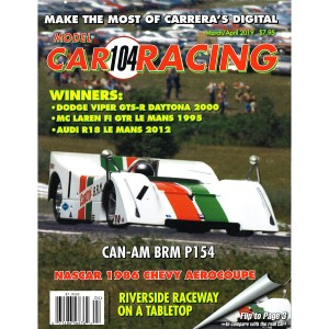 Model Car Racing Mag 104