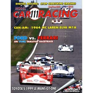 Model Car Racing Mag 111