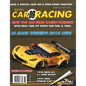 Model Car Racing Mag 89