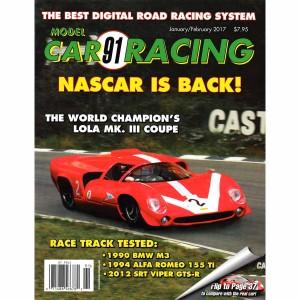 Model Car Racing Mag 91