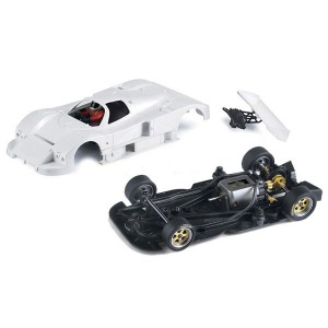 MR Slotcar Mazda 787B White Kit MR1001