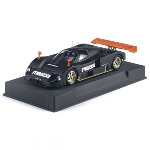 MR Slotcar Mazda 787B Test Car MR1002