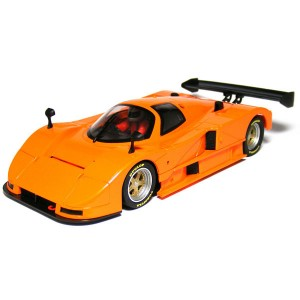 MR Slotcar Mazda 787B Contenders Series Orange MR1005AO
