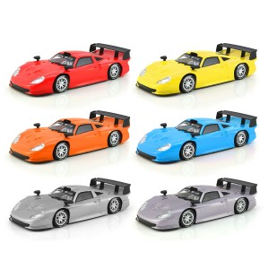 MR Slotcar Porsche 911 GT1 Evo Contenders 6 Colour Assortment