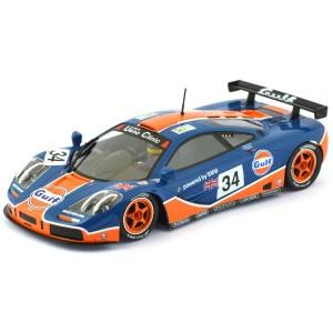 MR Slotcar McLaren F1 GTR Gulf Le Mans 1996