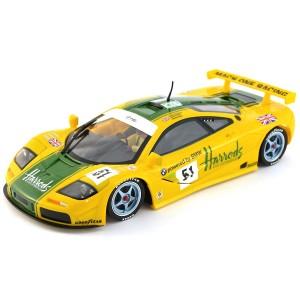 MR Slotcar McLaren F1 GTR No.51 Harrods Le Mans 1995