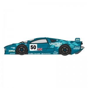 MR Slotcar Jaguar XJ220 No.50 Unipart Le Mans 1993