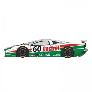 MR Slotcar Jaguar XJ220 No.60 Castrol