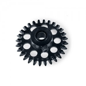MR Slotcar Anglewinder Gear 29t 15.5mm Black MR6629