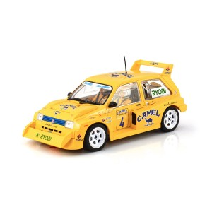 MSC MG Metro 6R4 No.4 Camel