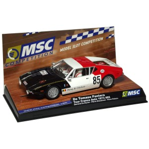 MSC De Tomaso Pantera No.85 Tour France Auto 1973 MSC-6029
