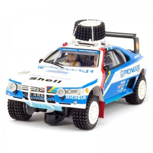 MSC Peugeot 405 Grand Raid Pioneer Dakar 1988