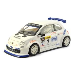 NSR Fiat Abarth 500 No.7 Trofeo Selenia