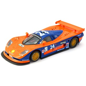 NSR Mosler MT900R No.24 Rolex Daytona 24h 2002