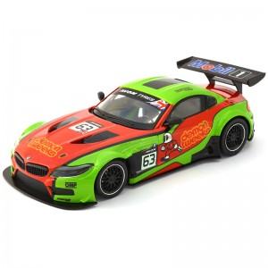 NSR BMW Z4 GT3 No.63 Demon Tweeks