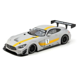 NSR Mercedes-AMG GT3 No.1 Test Car Grey