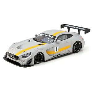 NSR Mercedes-AMG GT3 No.1 Test Car Grey SW