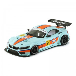 NSR BMW Z4 GT3 No.52 Gulf Edition