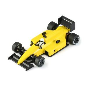 NSR Formula 86/89 Test Car Yellow