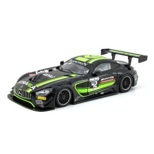 NSR Mercedes-AMG GT3 No.42 Strakka Racing