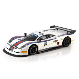 NSR Mosler MT900R No.36 Martini Racing White