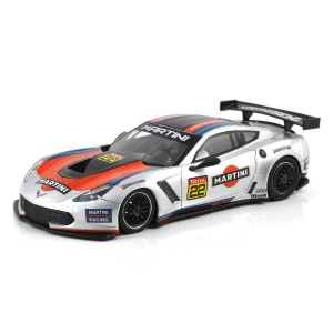 NSR Chevrolet Corvette C7R No.22 Martini Grey