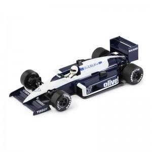 NSR Formula 86/89 No.7 Blue Olivetti