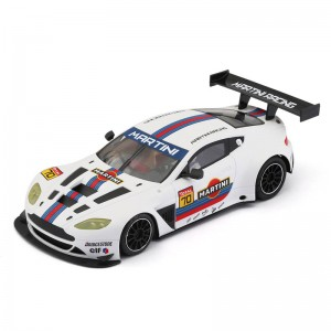 NSR ASV GT3 No.70 Martini Racing White