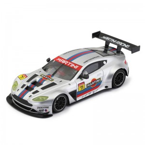 NSR ASV GT3 No.71 Martini Racing Silver