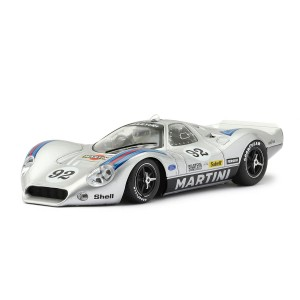 NSR Ford P68 No.92 Martini Racing Silver