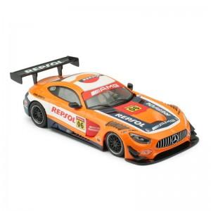 NSR Mercedes-AMG GT3 No.6 Repsol Racing Orange