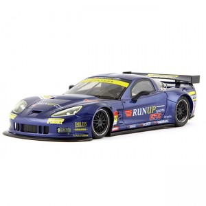 NSR Chevrolet Corvette C6R 2012 Super GT Series Blue NSR-1150