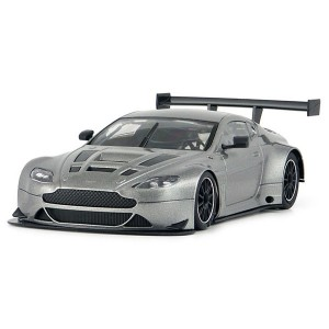 NSR ASV GT3 Road Car Metallic Silver NSR-1157