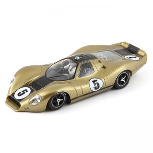 NSR Ford P68 Alan Mann P68 No.5 Gold Edition NSR-1172
