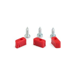 NSR Plastic Cups & Screws for Triangular Motor Mounts