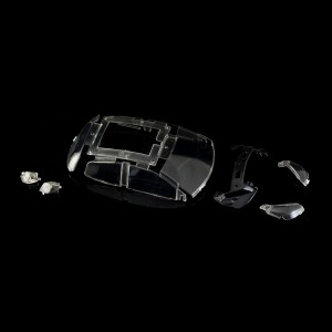 NSR Renault Clio Clear Parts pack