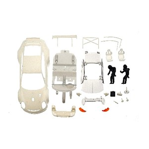 NSR Porsche GT3 997 Body Kit NSR-1381